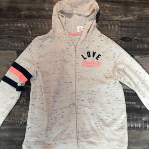 Brand new justice jacket